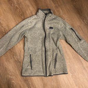 Patagonia Zip Up Sweater Jacket